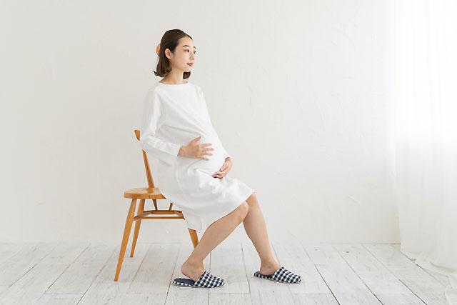 妊婦さんとコシラック